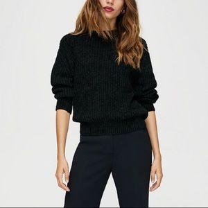 ARITZIA Wilfred Chenille Sweater